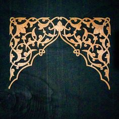 Indian ornaments and design elements vector Turkish Design, Turkish Art, Pattern Texture, Pattern Art, Homemade Wall Decorations, Motif Oriental, Islamic Art Pattern, Arabesque Pattern, Stencil Painting