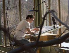 """Keanu Reeves in """"The Lake"""""""