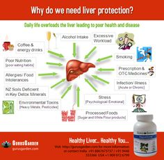 Why do we need liver protection?