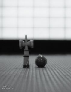 Japanese traditional toy, Kendama けん玉