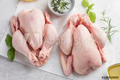 Fresh chicken with spices - Buy this stock photo and explore similar images at Adobe Stock Fresh Chicken Image, Chicken Images, Fresh Rolls, Spices, Vegetables, Ethnic Recipes, Food, Ideas, Fresh Chicken