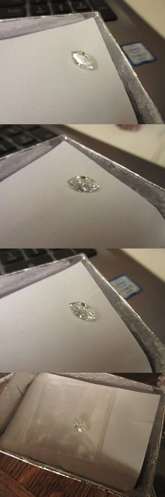 Synthetic Moissanite 110800: Forever Brilliant Moissanite Marquise Cut Loose Stone 1 Carat 10X5 Mm Colvard -> BUY IT NOW ONLY: $199.95 on eBay!
