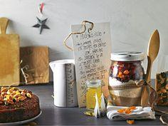 Geschenke aus der Küche - selbstgemacht und lecker
