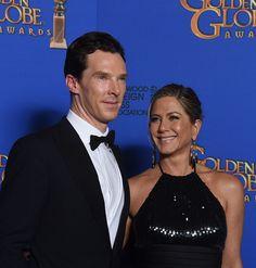 Golden Globes - Press Room  - benedict-cumberbatch Photo