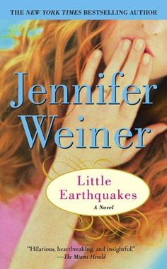 everything I have read by Jennifer Weiner has been very entertaining.