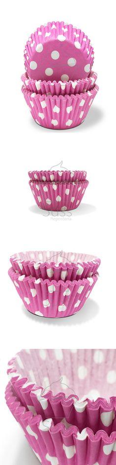 Viste tus cupcakes con las cápsulas de House of Marie! Suss Repostería! Tienda de repostería. http://www.reposteria.tienda/utensilios/capsulas-y-palitos/estandar/