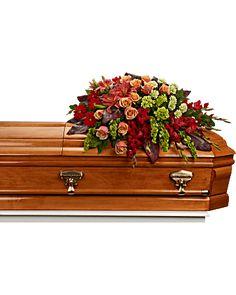 54 best funeral casket spray arrangements and accesories images