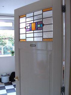 glas in lood deur - Google zoeken