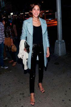 ALEXA CHUNG: O estilo da queridinha do m... - FashionBreak