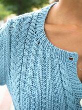 Berroco - Watson Cardigan - Free Knitting Pattern
