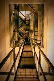 inside grain elevator - Google Search