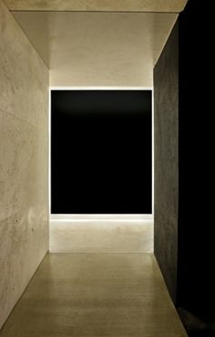 Ports 1961 store by American architects Gabellini Sheppard. Beautiful lighting and materials.