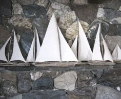 17 Unique Driftwood Sailboats -Wood Craft Idea for Beachcombers
