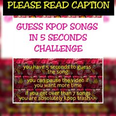 "I JUST POSTED  A VIDEO TITTLED ""GUESS KPOP SONGS CHALLENGE"" ON MY CHANNEL SO I HOPE YOU GUYS CAN JOIN THIS CHALLENGE FOR FUN  LINK IS ON MY BIO  _ OR YOU CAN SEARCH FOR MY CHANNEL ON YOTUBE - ""MIZUKA HANA""  _ #kpop #kpopfff #kpopf4f #fffkpop #f4fkpop #kpopchallenge #guessthesong #ygfamily #smtown #jypnation #girlgroups #boygroups #youtube #ulzzang #twice #redvelvet #snsd #blackpink #apink #exo #bangtanboys #seventeen #woozico #lovelyz"