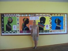 Painel Dia da Consciência Negra
