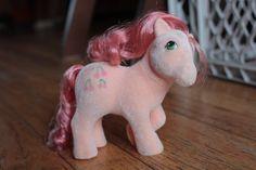 Cherries Jubilee. So Soft pony. Year 4. 1985-86.