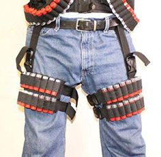 Ultimate Arms Gear Tactical Stealth Black 4 Shot Shell Ammo Reload Carrier Holder Removable Velcro Straps Onto Handguard Pump Action Forearm Fits Survival Weapons, Tactical Survival, Zombie Survival Gear, Weapons Guns, Guns And Ammo, Zombie Weapons, Beretta Shotgun, Tactical Shotgun, Tactical Rifles