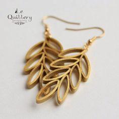 60 υπέροχα κοσμήματα με την τεχνική QUILLING!