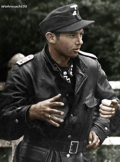 Michael Wittmann, the best German Panzer commander.