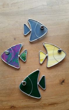 glass Newest Pics Stained Glass fish Suggestions With the fall regarding 1998 Choice which My partner and i needed yet another interest intended for my artsy a. Stained Glass Tattoo, Stained Glass Angel, Stained Glass Ornaments, Stained Glass Birds, Stained Glass Christmas, Stained Glass Suncatchers, Faux Stained Glass, Stained Glass Designs, Stained Glass Projects