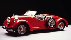 Mercedes Benz 1935 150 Sports Roadster (W 30 series) Rear Engine 1498cc 4cylinders 40kw(54Hp) 125 km/h