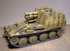 Sd.Kfz.138/1 Grille Ausf. M Self-Propelled Artillery (Germany)