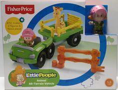 (TAS034906) - 2013 Mattel Fisher-Price Little People Animal Set