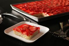 Glazed Strawberry Bars Recipe - Kraft Recipes