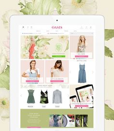 Read about Oasis and Warehouse's new digital platform revamp! All supported by Retail Assist.