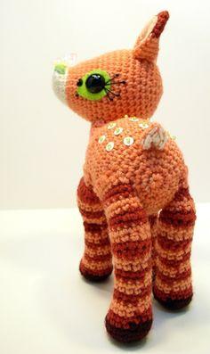 Crochet pattern: Fawn $7.00 US by Elisabeth Doherty