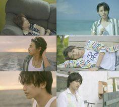 Seaside love MV Sexy Zone