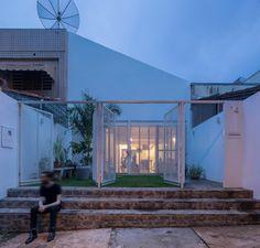 Bloco Arquitectos - casa 711H, Brasília