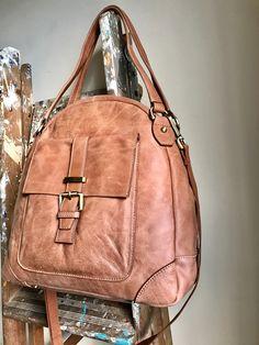 Tan Leather Handbags, Tan Handbags, Luxury Handbags, Leather Backpack, Leather Bag, Tan Tote Bag, Leather Handle, My Bags, Leather Shoulder Bag