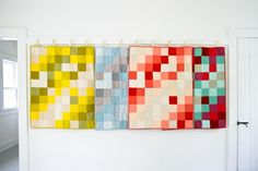 Learn to Sew a Patchwork Quilt Kit | The Purl Bee