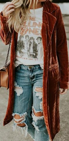 Indie Outfits, 70s Outfits, Street Style Outfits, Boho Outfits, Street Outfit, Stylish Outfits, Street Wear, Winter Outfits For Teen Girls, Casual Winter Outfits