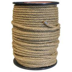 konopné lano, priemer 12 mm, balenie 100 m, predaj na metráž 100m, Diy Crafts, Decor, Catalog, Decoration, Make Your Own, Homemade, Decorating, Craft