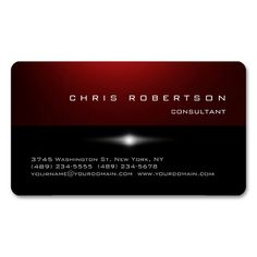 2182 best travel business card templates images on pinterest rounded corner red black trendy business card friedricerecipe Images