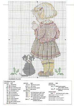 Gallery.ru / Фото #16 - Mary Engelbreit - Cross-Stitch make a wish - 777m