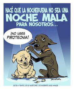 No a la pirotecnia ! Muchos animalitos sufren mucho en estas fechas.  Por favor estar pendiente de nuestros peluditos y más si les tienen miedo a la pirotecnia.  #PetsWorldMagazine #RevistaDeMascotas #Panama #FelizNavidad #NoALaPirotecnia #RSE