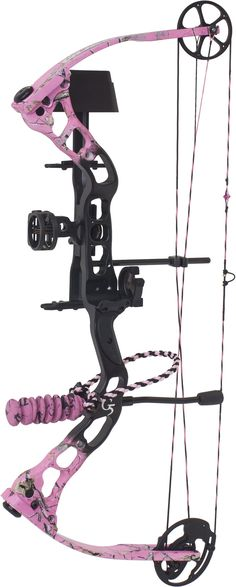 compound+bows+for+women | quest bliss ladies compound bow pink