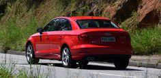 Audi A3 Sedan 1.4 Flex fica mais urbano para tentar vender muito - 13/11/2015 - UOL Carros
