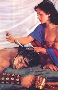 Samson's Betrayal