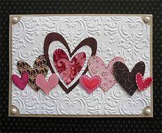 Quick & easy Valentine card