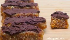 "Get more protein with our ""no sugar-added"" QUINOA PROTEIN BARS!"
