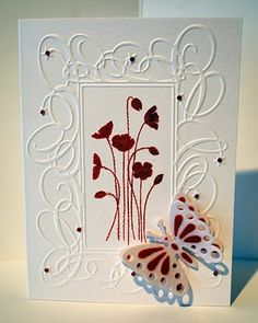 Eileen's Crafty Zone: Crafts too embossing Folders
