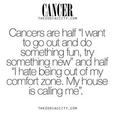True or nah? TAG A #CANCER #zodiaccity #astrology
