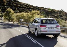 Essai Audi Q7 e-tron : le choix de l'hybride diesel en Europe