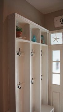 narrow entryway ideas | Narrow Entryway Design Ideas, Pictures, Remodel, and ... | Home/Decor