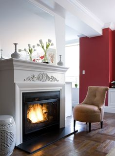 Hearth Cabinet Ventless Fireplaces | dream house | Pinterest ...