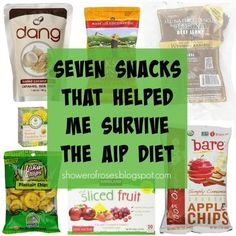 Shower of Roses: The Autoimmune Protocol :: Seven Snacks That Helped Me Survive . - AIP RecipesShower of Roses: The Autoimmune Protocol :: Seven Snacks That Helped Me Survive the AIP Diet Autoimmun Paleo, Paleo Recipes, The Paleo Mom, Eating Paleo, Paleo Meals, Clean Eating, Dieta Aip, Superfood, Agave